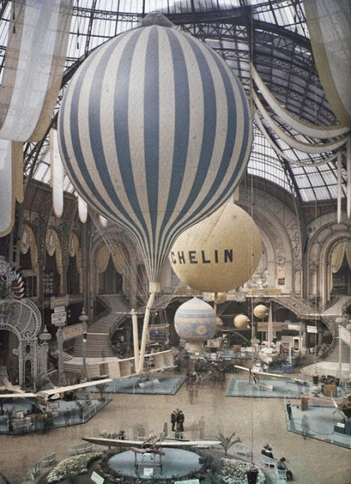 Lili l 39 archi paris 1900 - Grand palais expo horaires ...